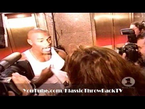 Wendy Williams vs Tyson Beckford - Addressing Gay Rumors (2004)