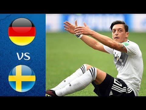 ГЕРМАНИЯ – ШВЕЦИЯ l ЧЕМПИОНАТ МИРА 2018 FIFA-ВАНГА