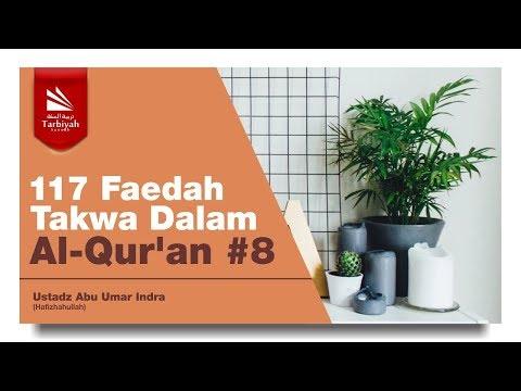 Taqwa Dalam Surat Al-Hajj (117 Faedah Taqwa) #8