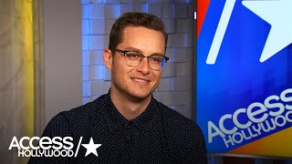 Jesse Lee Soffer On 'Chicago P.D.'s' Huge Crossover Event! | Access Hollywood