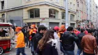 Story of Galatasaray - Chelsea 2014