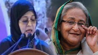 যেকারনে প্রধানমন্ত্রী শেখ হাসিনার জন্য কাদলেন শাবানা   Shabana National Film Award   Bangla News