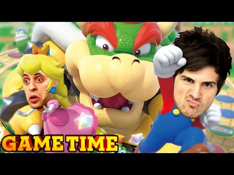 Mario Party 10 Is Here!! (gametime W  Smosh Games) video