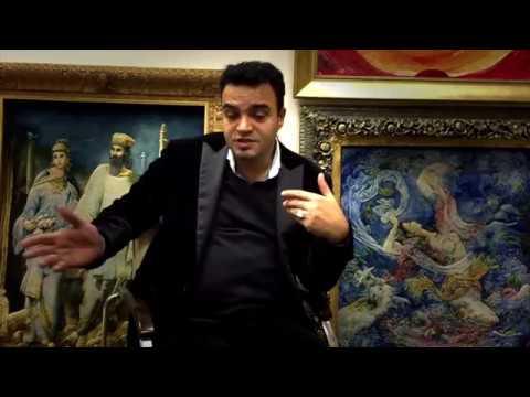 Экстрасенс Мехди: как не раздражаться. Совет победителя «Битвы экстрасенсов» Мехди Эбрагими Вафа