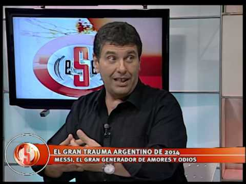 La pelea y el pacto entre Messi y Sabella antes de la final del Mundial 2014