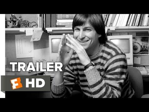 Первый трейлер провокационного фильма «Стив Джобс: человек в машине» [Видео]