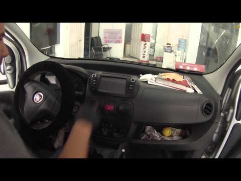 Fiat Fiorino Navigasyon Multimedya Montajı