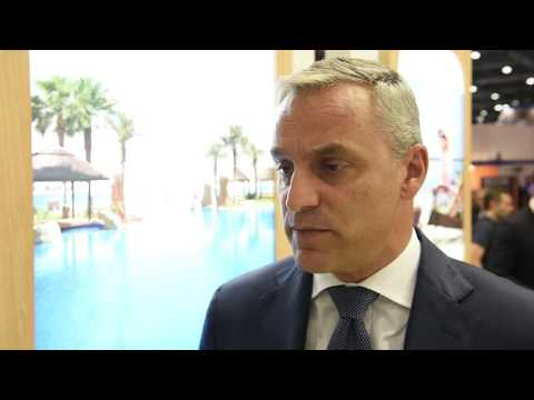 WTM 2016: Christophe Schnyder, general manager, Sofitel The Palm Dubai
