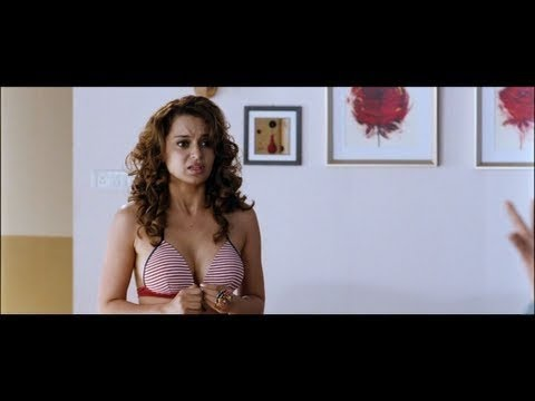 Kaleja Hai Haazir HD Kangana Ranaut item song Rajjo hindi movie...