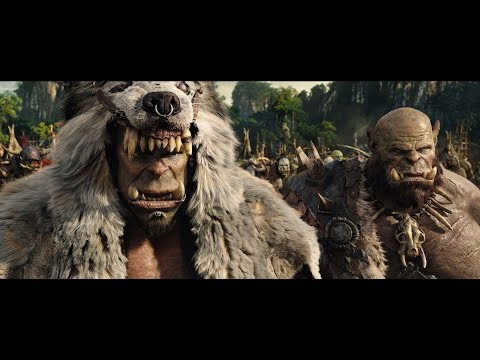 Дуротан бросает вызов Гул'дану. Кадгар и Андуин Лотар прибывают в Каражан. HD