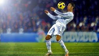 Cristiano Ronaldo's Most Creative And Rare Skills That Shock The World