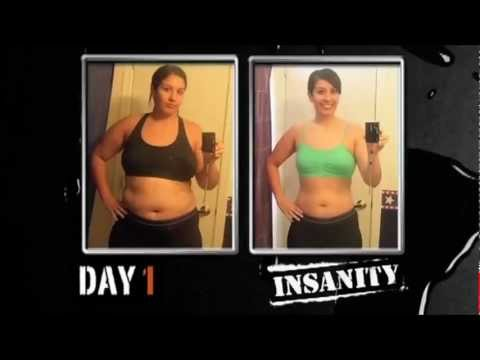 Insanity Workout Results - 60 Day Insanity Workout Results