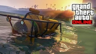 ★ GTA 5 - HOW TO GET A SUBMARINE ONLINE!