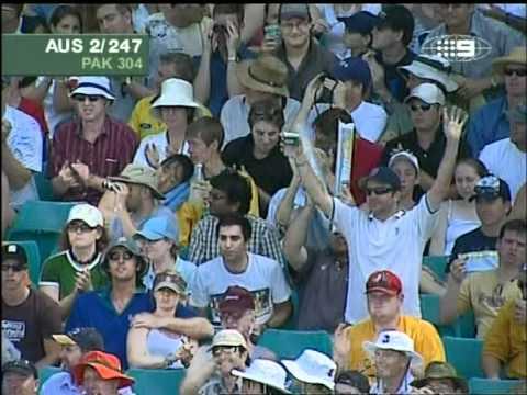 Ricky Ponting 207 vs Pakistan 2005 SCG