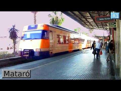 Mataró R1 : Rodalies Barcelona ( Renfe 447 )