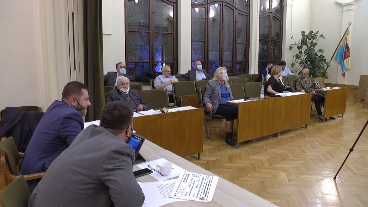 XXXII sesja Rady Miejskiej, część II
