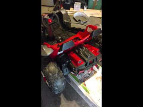24 Volt Power Wheels Dune Racer