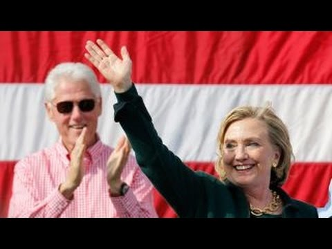 Rick Perry: The Clintons have a problem with the truth