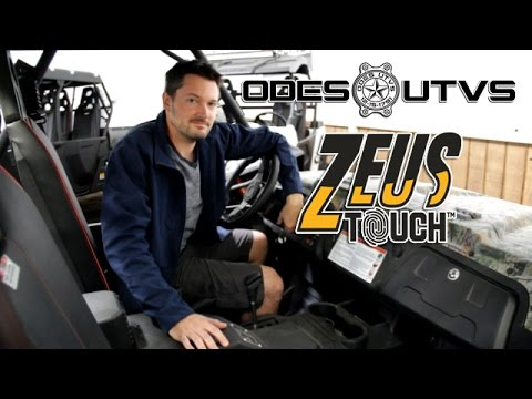 ODES UTVS - Zeus Touch Overview