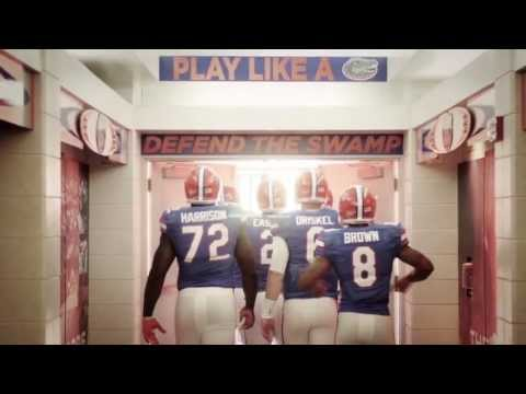 2013 Florida Gators Football Tickets - Players