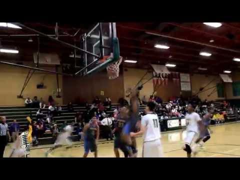 Kennedy High vs Burbank High School Basketball Highlight