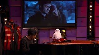 Wibi Soerjadi speelt de mooiste muziek uit Harry P - RTL LATE NIGHT