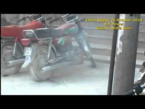 earthquake dina jhelum pakistan