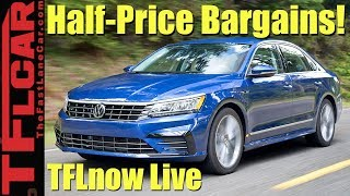 Worst Car Investments: Top 10 Cars That Depreciate Like Rocks - TFLnow #30