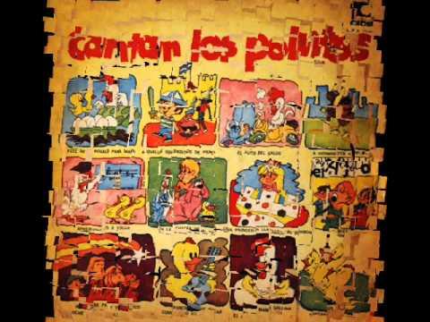 Los Pollitos Cantan los pollitos El pollito pio Versión original año 1972