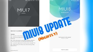 Miui8 Nightly Update| Redmi note 3| what's new? | Global ROM link