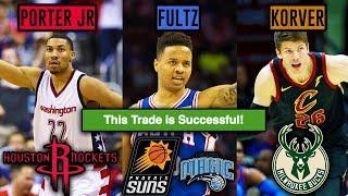 NBA Trade Machine 1: Otto Porter Jr, Markelle Fultz, Kyle Korver