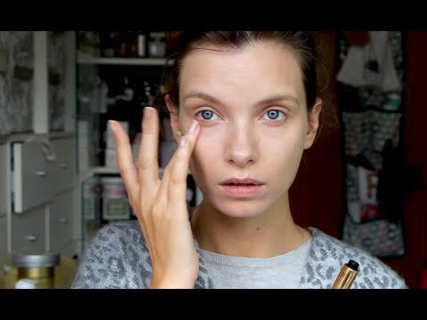 How to Cover Dark Circles | A Model Recommends
