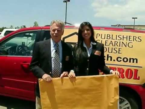Publishers Clearing House Winners 2013