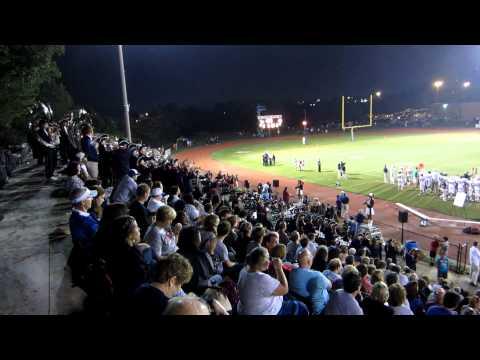 Homewood Patriot Marching Band 2012 - HHS @ John Carroll Catholic High School #3