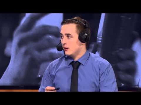 GIANTS vs Copenhagen Wolves post-match analyst desk with Krepo | S5 EU LCS Spring 2015