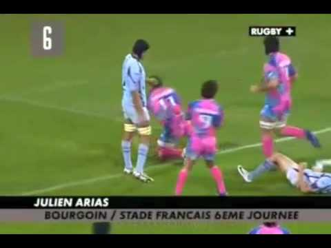 Rugby compilation super tries