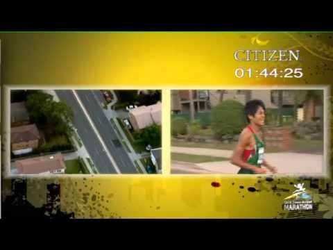 2013 Gold Coast Airport Marathon Webcast Replay - Part 4