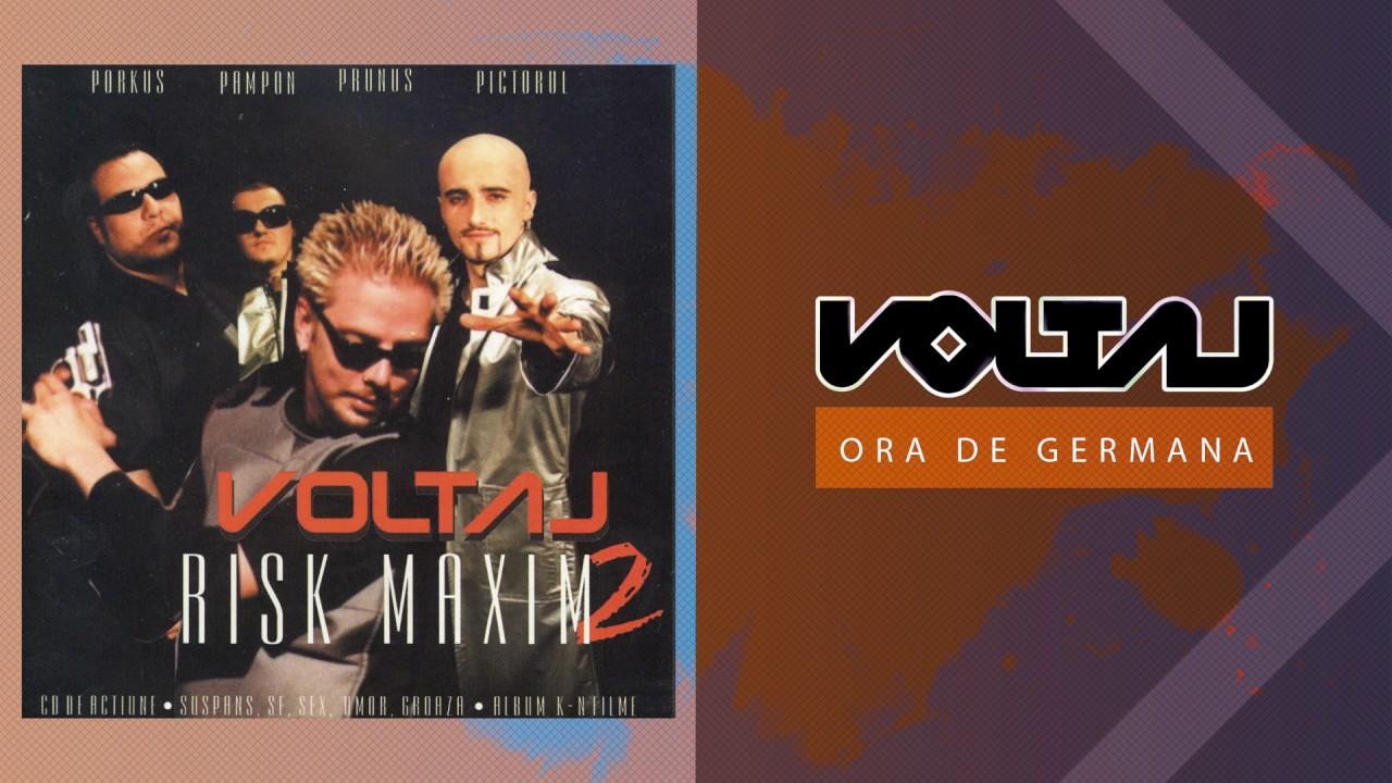 Voltaj - Ora de germana (Official Audio)