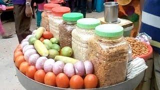 Best Spicy Mix Chanachur in Dhaka City Mirpur  Street food of Dhaka Bangladesh