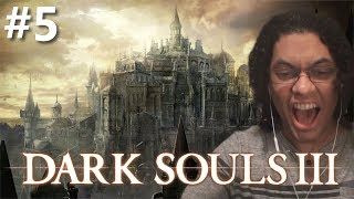 Trin plays Dark Souls 3 - Episode 5: I am not upset