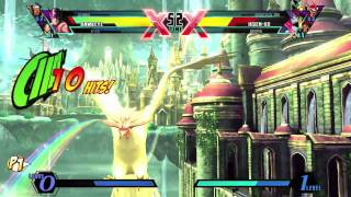 download lagu Ultimate Marvel Vs. Capcom Hawkeye Vignette  720p gratis