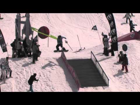 Volcom Stone's 2011 PBRJ Championships - Mammoth Mountain, CA