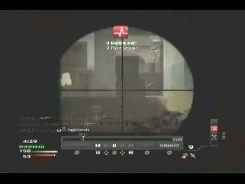 mw3 TyrDraco Quicksnipe Montage Ep2