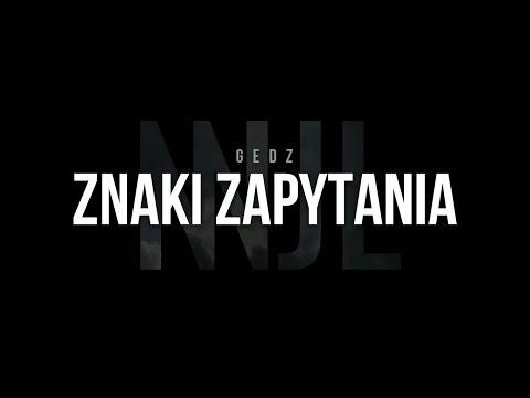 Gedz - Znaki Zapytania (prod. Grrracz) [Audio]