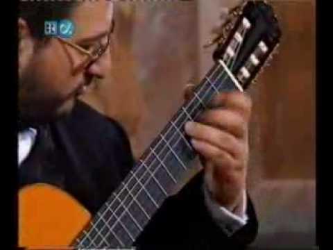 Re: Ana Vidovic - Paganini: Grande Sonata, III.Andantino Var