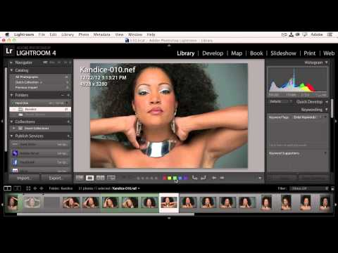 How To Get Started with Lightroom 4 - 10 Things Beginners Want To Know