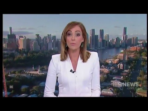 Nine News Queensland (25.12.2015)