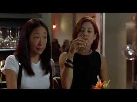 e tuscan sun - Sandra Oh and Kate Walsh!