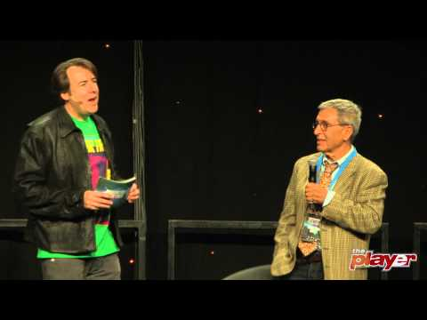 Nicholas Meyer (Writer/Director Of Star Trek: The Wrath Of Khan) - Destination Star Trek 3 (2014)