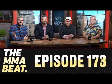 The MMA Beat: Episode 173